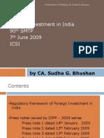 Presentationonpressnote2342009femabyca Sudhag Bhushan 110523141246 Phpapp02