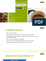 Tata Tea Overview
