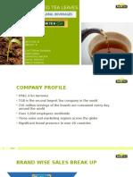 Tata Tea Overview