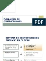 EL PAC  (PLAN ANUAL DE CONTRATACIONES)