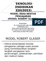Model Robert Glasea