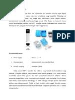 Karakteristik DHT11