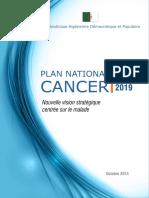 Plan National Cancer