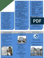 Колледж Экономики и Финансов - г.Бишкек (Буклет 2017)
