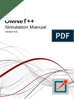 Simulation Manual