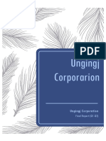ungingj corporation  pdff