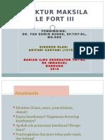 Fraktur Le Fort 3