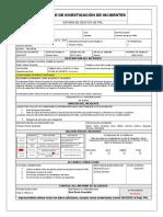 Fs-31-00 Investigacion de Incidentes