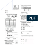 Soal Latihan UAS Fisika Sem I Kelas IX (Unfinished)