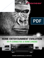Pioneer Home-Entertainment 2015-2016 Fr