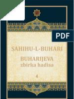 Buharijeva Zbirka (Tom 4 - 2.Dio)