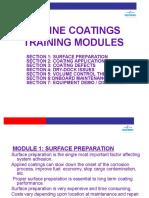 Marine Coatings Training Modules 2009