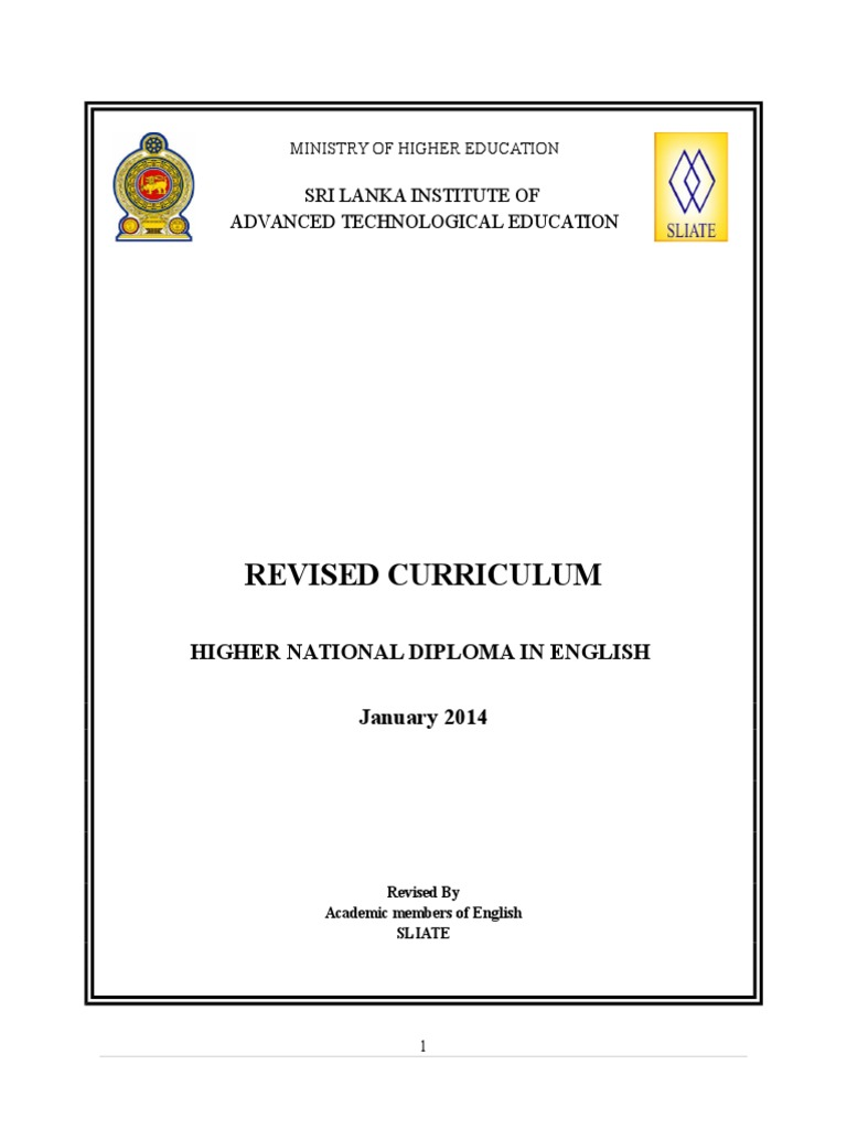 Hnd in english cu syllabus revision in 2014 course credit hnd in english cu syllabus revision in 2014 course credit reading process fandeluxe Images