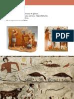 Pintura y Dibujo Egipcio