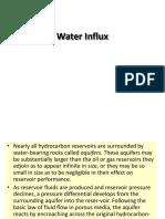 Water Influx 1
