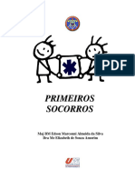 Apostila PRIMEIROS SOCORROS Socorrista Leigo