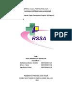 SAP Luka bakar R 16