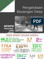Bahan Paparan Pengelolaan Keuangan Desa Subang Feb 2017