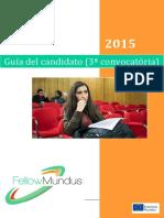 Guia Del Candidato ES 3call