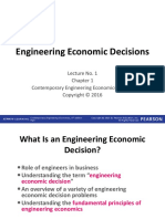 Lecture No01_Engineering Economic Decisions