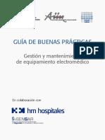 Guia Buenas Practicas Equipos de Electromedicina