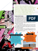 El Lenguaje Audiovisual - Revista ANIMATE - 20 a 22