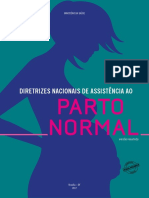 2017 MS [Diretrizes Nacionais de Assistência Ao Parto Normal]