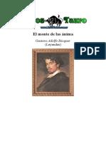 Becquer, Gustavo Adolfo - El Monte de Las Animas