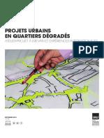 Projets Urbains en Quartiers Degrades