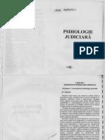 Psihologie Judiciara Cap 1