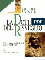 J. Evola - La Dottrina Del Risveglio - 1995, Ed. Mediterranee.pdf