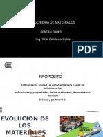 01 Materiales Para Ingeniería