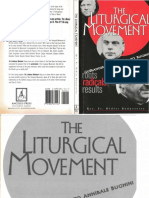 The Liturgical Movement