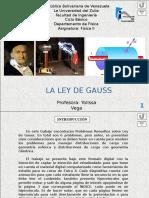 Problemas Resueltos - Ley de Gauss