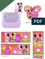 2. Kit Minnie rosa 2