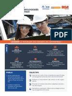Fiche Gestion Globale Des Risques Technologiques Et Environnementaux