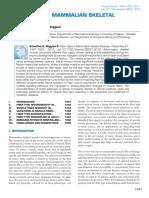 2011. Fiber Types in Mammalian Skeletal Muscles