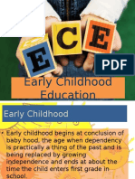 DSD Early Childhood Education