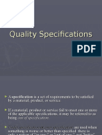 2.Unit -2) Quality Specifications, IsO 2003