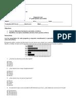Diagnostic Test 9th Grade (1ro Medio )