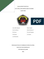 Bangsal Ruang Nifas RSM Ahmad Dahlan