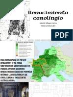 Unidad 3 Renacimiento Carolingio - Isabella Villegas