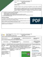Guia Integrada de Actividades Academicas. 2016 - II