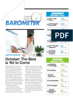 2012 MPI Business Barometer