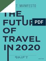 2015 Skift Manifesto 2020