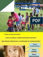 Teorias do Desenvolvimento humano.ppt