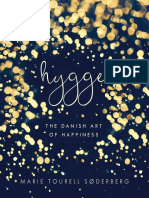 Hygge the Danish Art of Happiness by Marie Tourell Søderberg