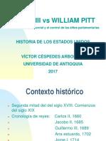 Unidad 3 Jorge III y William Pitt - Víctor Céspedes