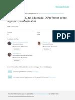 Santillana_Repensar as TIC Na Educacao