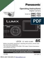 Lumix Dmc Tz3